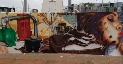 FH Wandmalerei 03