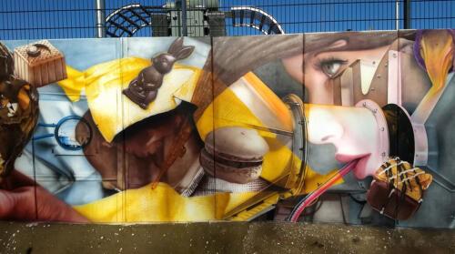 FH Wandmalerei 06b