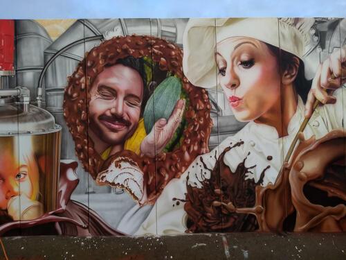 FH Wandmalerei 13
