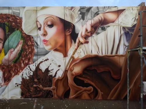 FH Wandmalerei 14