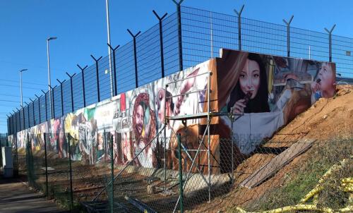 FH Wandmalerei Abschnitt