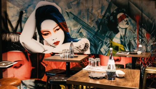 Airbrush Graffiti Saarland